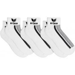 Tennis sokken kort model 3 paar