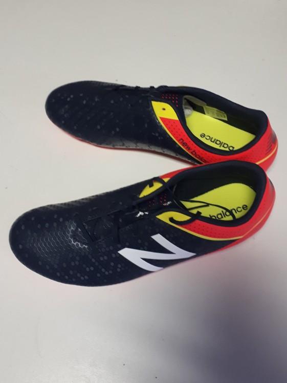 New Balance Zwart/Oranje