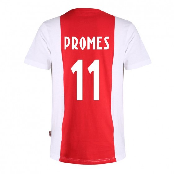 Ajax T-shirt Logo Promes Katoen Kids - Senior