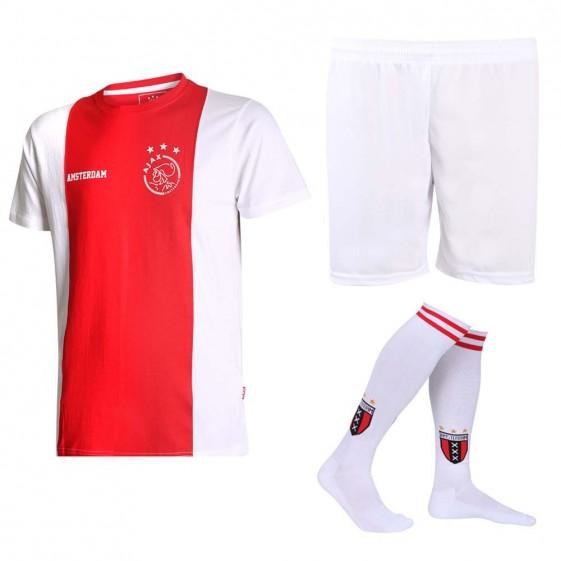 Ajax voetbaltenue thuis katoenen Haller 2020-21
