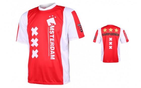 Amsterdam-Kampioenshirt 2019-20