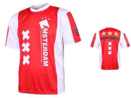 Amsterdam Baby Kampioen shirt 2018-19