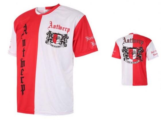 Antwerp FC Voetbalshirt thuis 2017-18