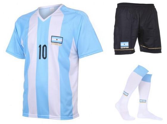 Argentinie-Messi tenue 2016-18