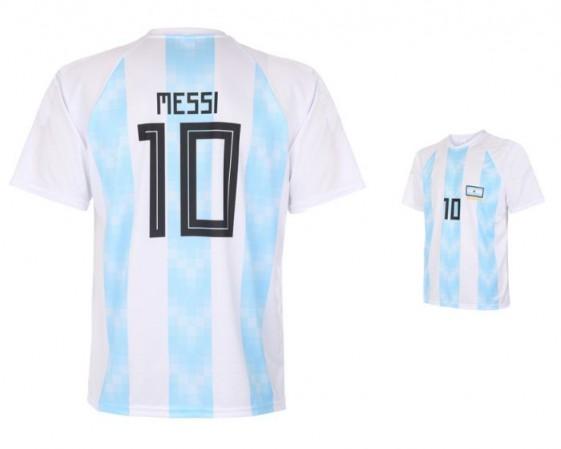 Argentinie voetbalsetje Messi 2021