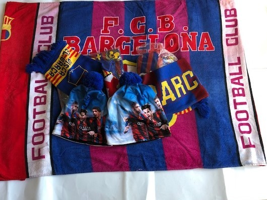 VOETBAL PAKKET 1 Barcelona