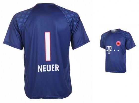 MÜNCHEN Fan keepershirt Neuer 2016-17