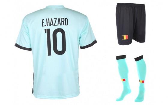 Belgie uit tenue Hazard 2016-18