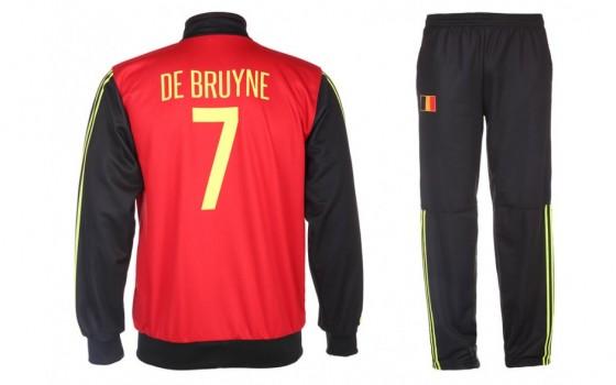 Belgie trainingspak de bruyne 2018 - 20
