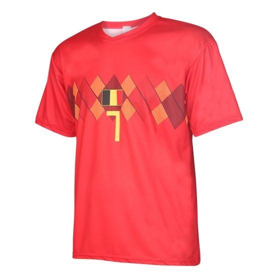 Belgie thuis shirt de Bruyne 2018-20