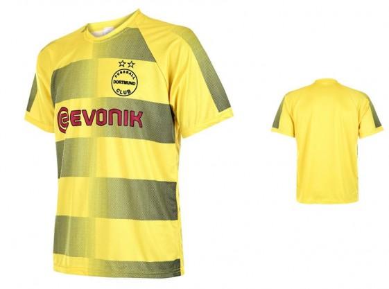 Dortmund shirt met eigen naam 2017-18