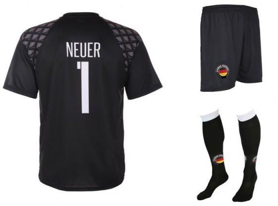 Duitsland keepers tenue Neuer 2016-18