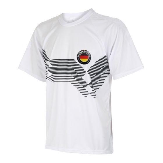 Duitsland shirt met eigen naam en nummer 2018-20