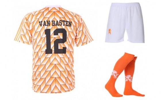 EK88 tenue van Basten 1988(super kwaliteit)