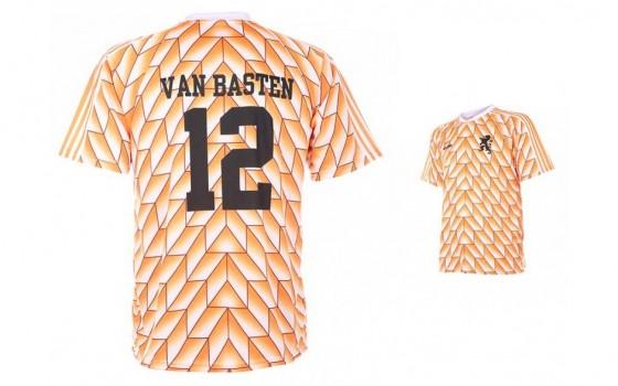 Nederland EK88 shirt van Basten(super kwaliteit)