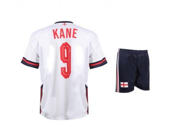 Engeland voetbaltenue Kane 2021-22