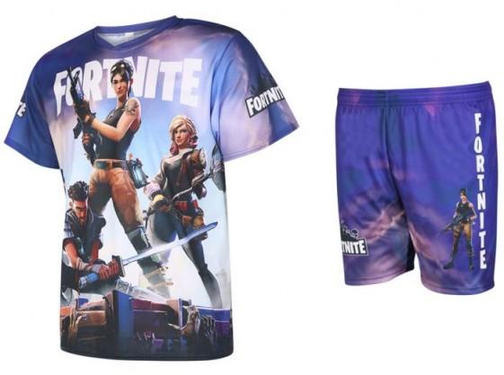 Fortnite tenue voor kinderen