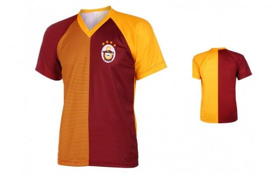Galatasaray Fan shirt met eigen naam 2016-17