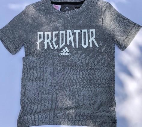 Predator shirt in de kleur Grijs tint