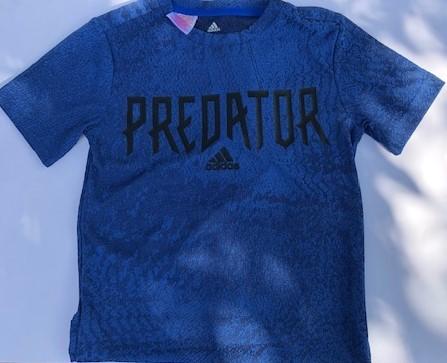 Predator shirt in de kleur Blauw tint