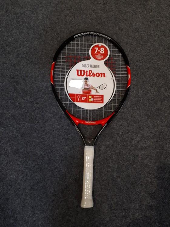 Tennis rackets voor 7 en 8 jarige