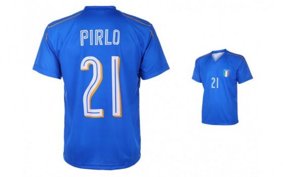 Italie thuis Pirlo 2016-19