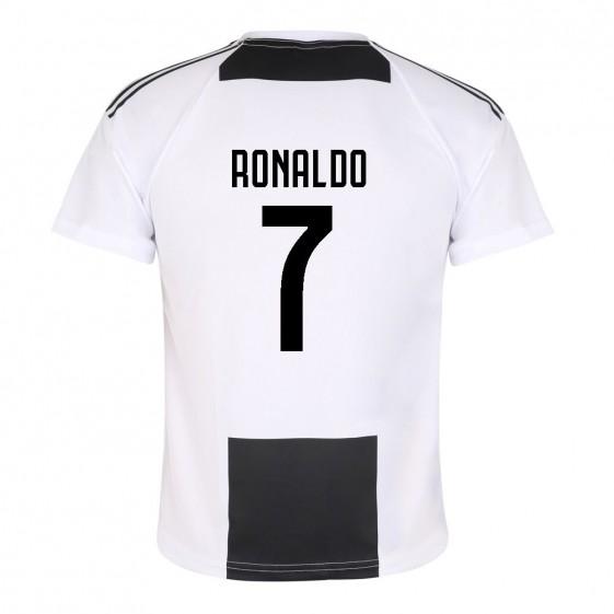 Juventus thuisshirt Ronaldo 2018-19