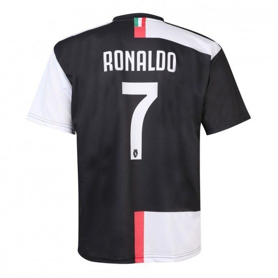 Juventus voetbal setje Ronaldo 2019-20