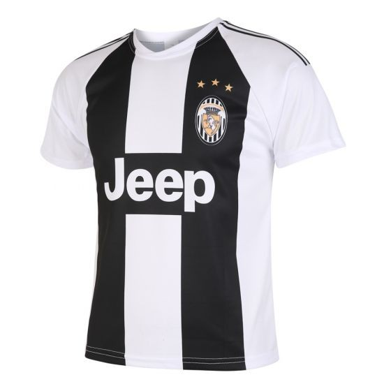 Juventus Fanshirt met naam en nummer 2018-19