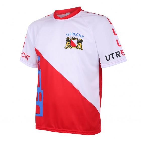 Utrecht voetbal tenue met eigen naam 2021