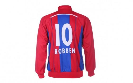 MÜNCHEN Robben trainingsjack 2017-18