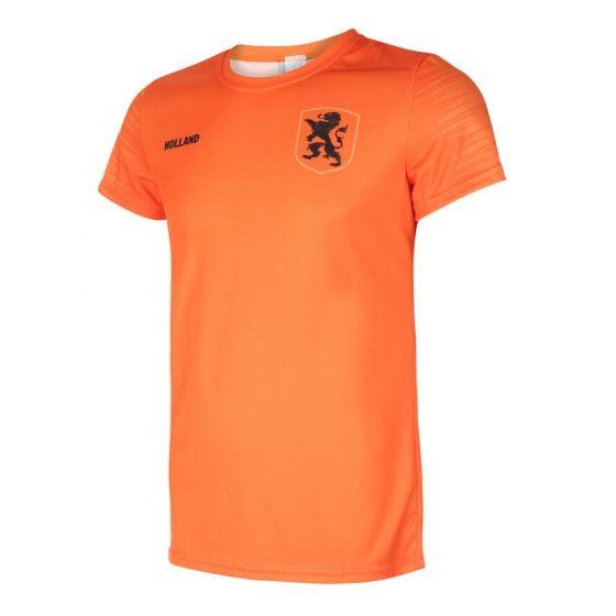 Nederlands elftal Dames voetbalshirt met eigen naam 2018-20