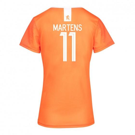 Nederlands elftal Dames voetbalshirt Martens 2019-21