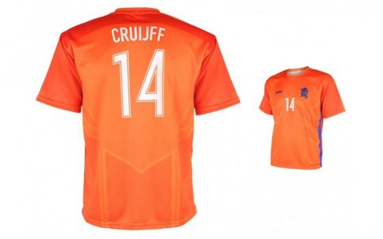 Nederlands elftal shirt Cruijff