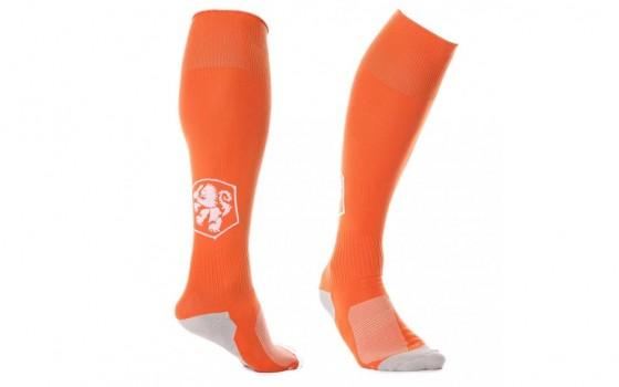 Nederlands elftal kousen thuis Oranje