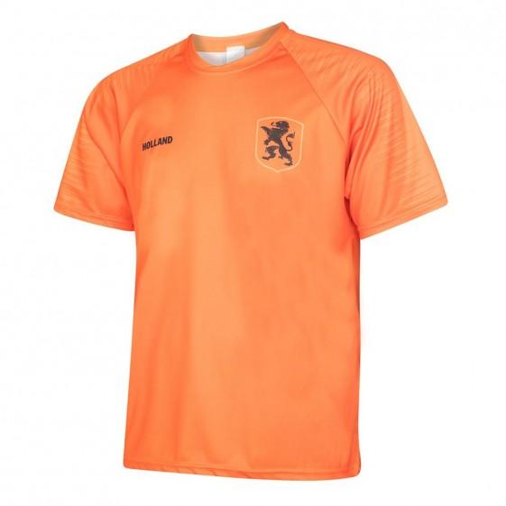 Nederlands elftal shirt met eigen naam 2018-20