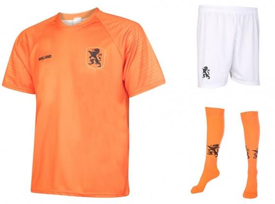 Nederlands elftal tenue met eigen naam  2019-20