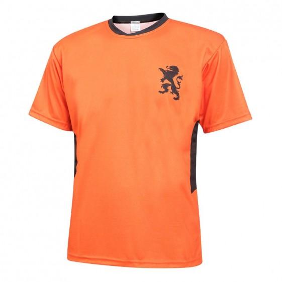 Nederlands elftal Voetbalshirt Thuis Eigen Naam-Oranje Kids-Senioren EK 2020-21 NIEUW