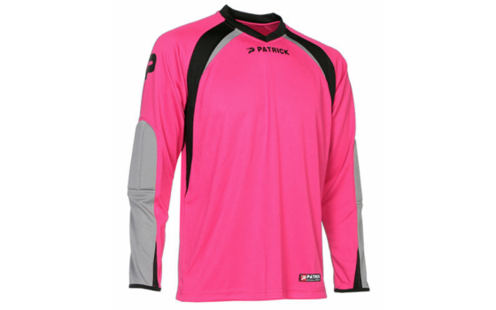Patrick keepersshirt CALPE 110 lange mouw Fuxia
