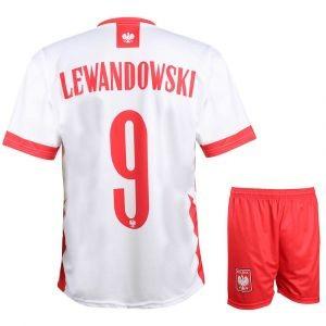 Polen voetbalsetje Lewandowski EK 2021-2022
