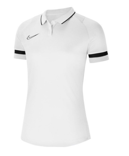 Tennis Dames/meisjes polo shirt met club logo in diverse kleuren