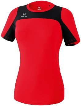 Erima Race Line Running T-Shirt Dames