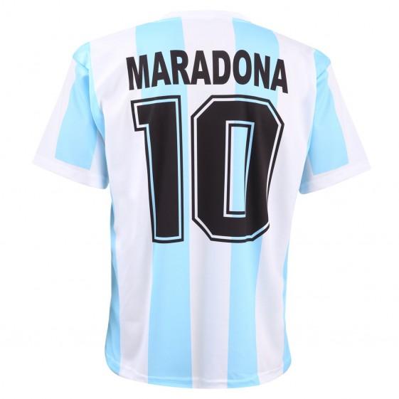 Argentinie setje Maradona