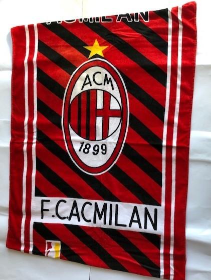 Club handdoek Ac Milan