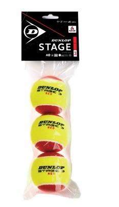 Tennis stage 3 ballen Kids
