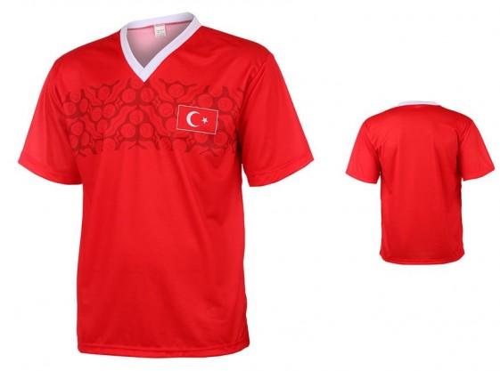 Turkije Shirt  met naam en nummer 2019-20