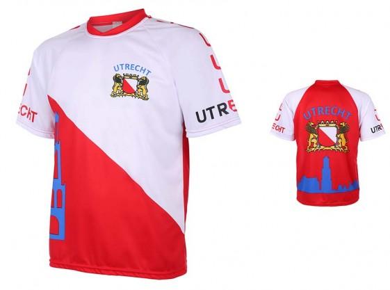 Utrecht voetbalsetje met eigen naam 2021