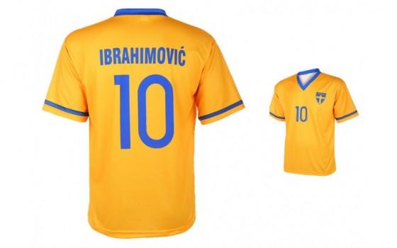 Zweden Ibrahimovic thuis 2016-18