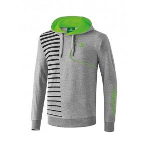 Tennis sweatshirt met capuchon heren/kinderen
