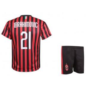 AC Milan-Zlatan Ibrahimovic voetbal tenue 2020